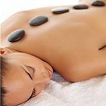 90 min Volcanic Stone Massage